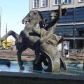 Amphitrite Statue in Amsterdam