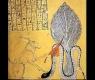 Apep Battling A Deity