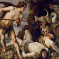 Cadmus Killing the Dragon