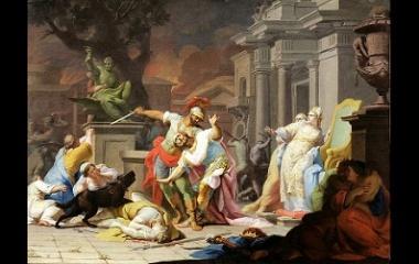 Death of Priam