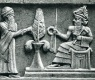 Enlil Holding Magic Wand