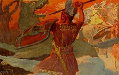 Freyr - Norse God | Mythology net
