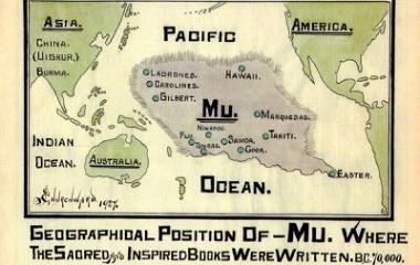 Golden age mu map