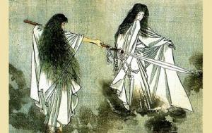 Shinigami - Japanese God of Death | Mythology net