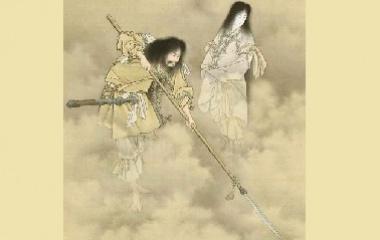 Japanese God of Creator