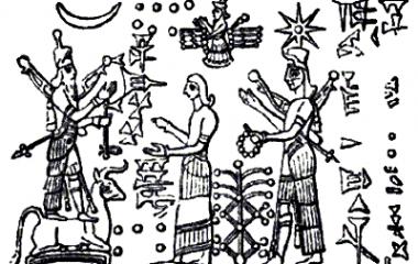 Anu and Ninurta, Ninhursag, Inanna