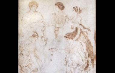 Phoebe, Niobe, Hilearia and Agle
