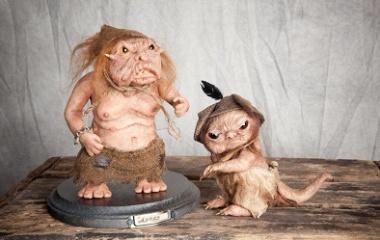 Polymer Clay Sculpt Goblin
