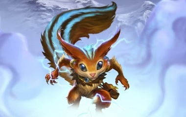 Ratatoskr in SMITE