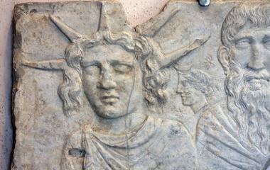 Statue of Sol Invictus