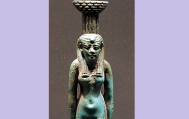 Statues of Nephthys