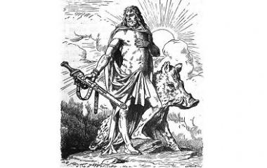 The god Freyr