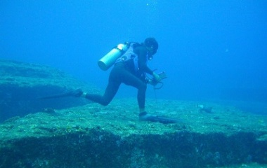 Underwater structures near Japan claimed to be Mu
