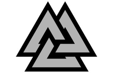 Valknut Magic Symbol In Norse Mythology Mythology Net
