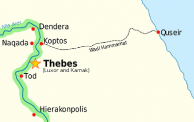 Where is Thebes