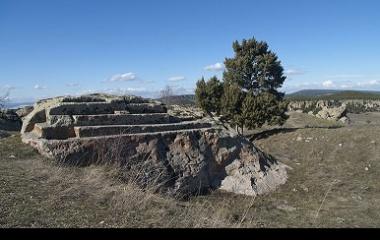 Altar of Cybele, Midas ruins