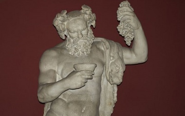 Bacchus from Vatican Museum