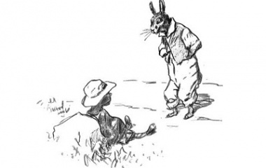 Br'er Rabbit is a trickster character