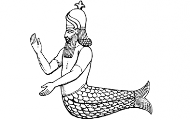 Dagon - Ancient Levantine Fertility God | Mythology net