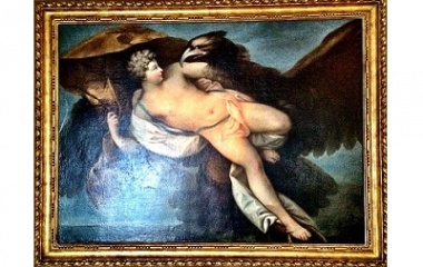 Ganymede in painting, Lisbon