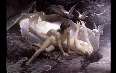 Gioacchino Pagliei - The Naiads, 1881