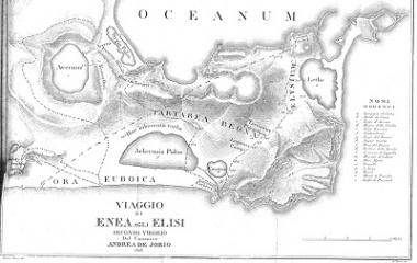 Map of Virgil's Underworld