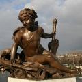 Nereid Sculpture