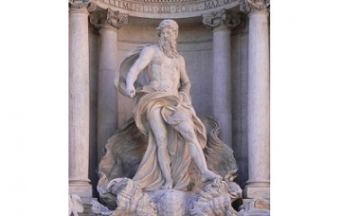 Oceanus (The Trevi Fountain)