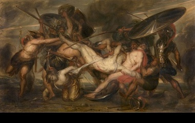 Patroclus corpse