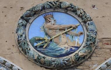Poseidon at Brooklyn, NYC