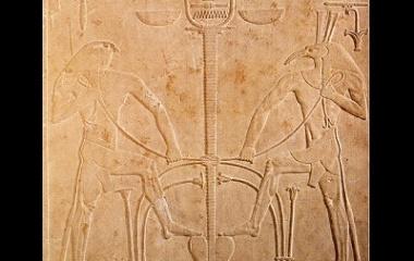 Seth and Horus