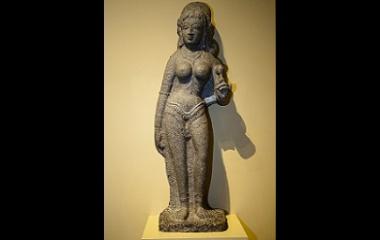 Sita statue in India