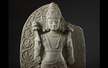 Surya sculpture