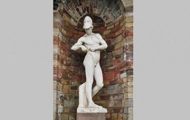 Telemachus statue