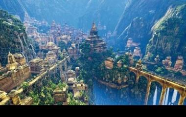 The Kingdom of Shambhala