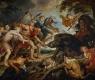 The Hunt Of Meleagros And Atalanta
