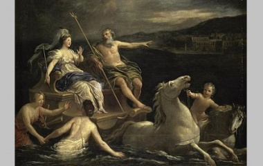 Triumph of Poseidon