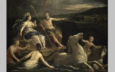 Triumph of Poseidon