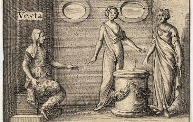 Roman and greek history on virginity