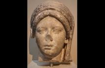 Vesta Marble head in British Museum