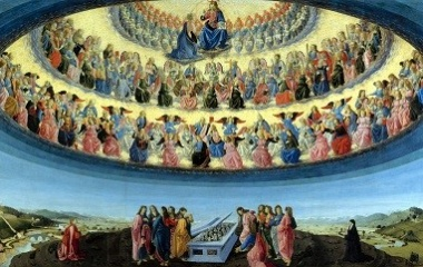Heaven painting, 1475