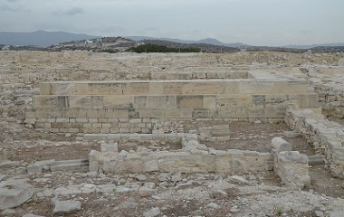 Acropolis of the Temple of Aphrodite