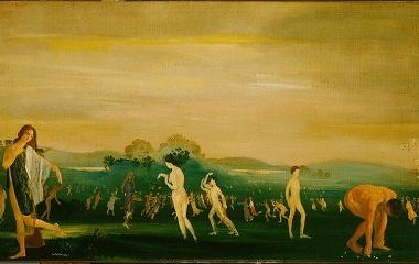 Elysian Fields by Arthur Davis