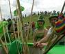 Fremont Solstice Parade 2007 - Leprechauns