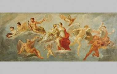 Gods in the Olympus, 1794