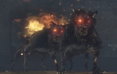 Hellhound in Call of Duty