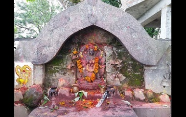 Idol of Kali temple