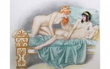 Illustration of Aphrodite