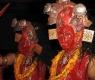 Kali, Bhairab Naach Mask