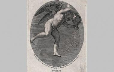 Lucifer Engraving